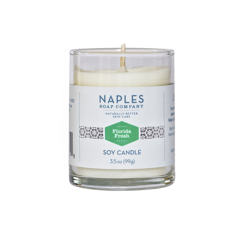 Florida Fresh Scented Votive Candle
