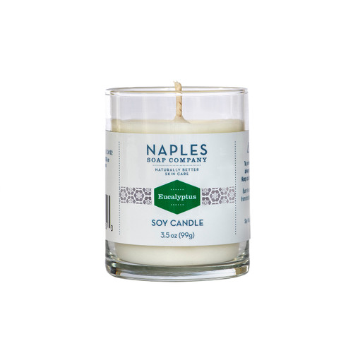 Eucalyptus Scented Votive Candle