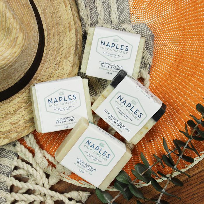 Classic & Clean Sea Salt Soap Set