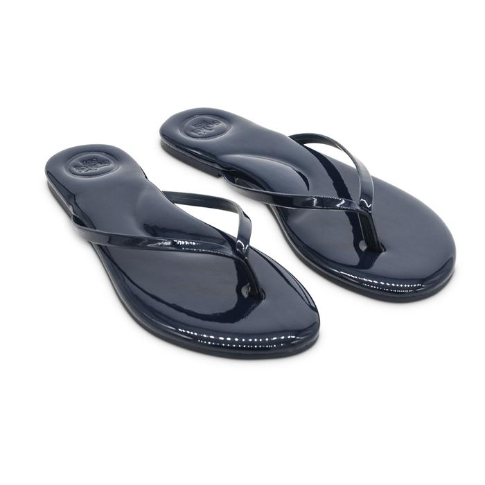 Flip Flops Navy Patent