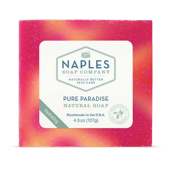 Pure Paradise Natural Soap