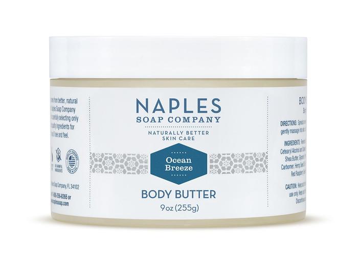 Ocean Breeze Body Butter