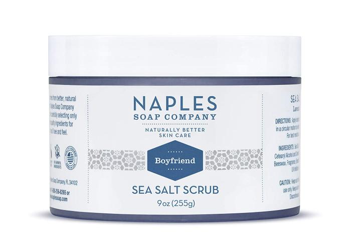 Boyfriend Sea Salt Scrub
