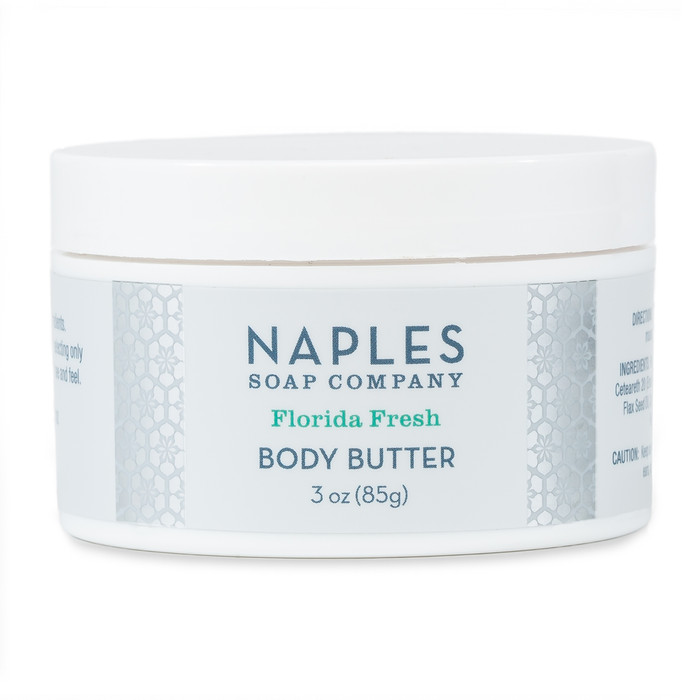Florida Fresh Body Butter 3 oz