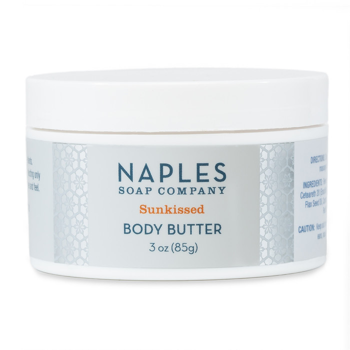 Sunkissed Body Butter 3 oz