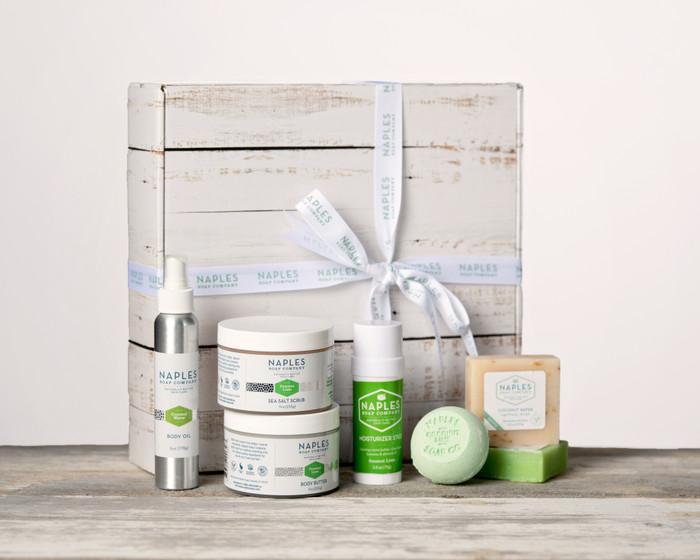 Coconut Lime Gift Set