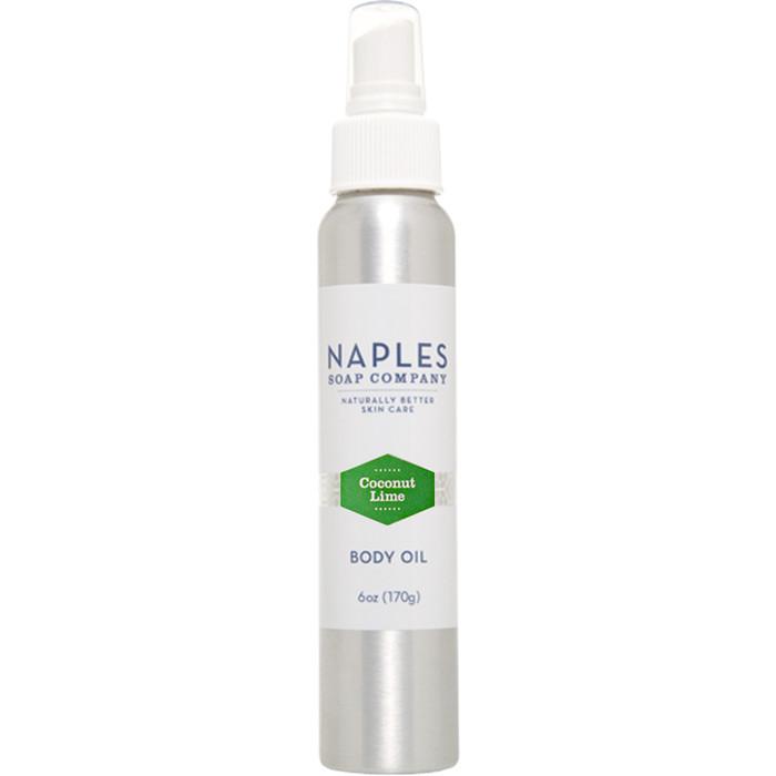 Coconut Lime Body Oil