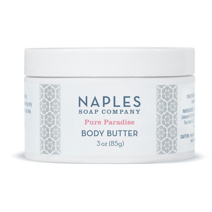Pure Paradise Body Butter 3 oz