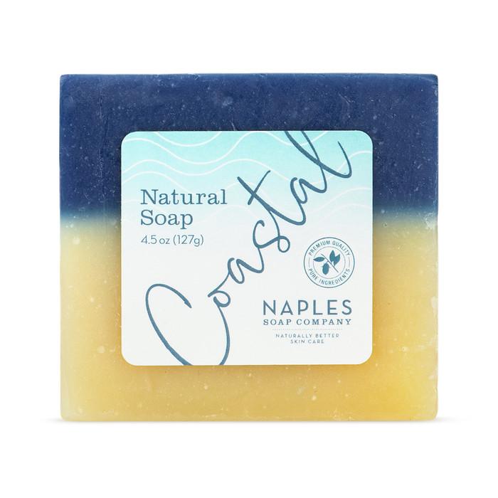 Coastal Natural Soap