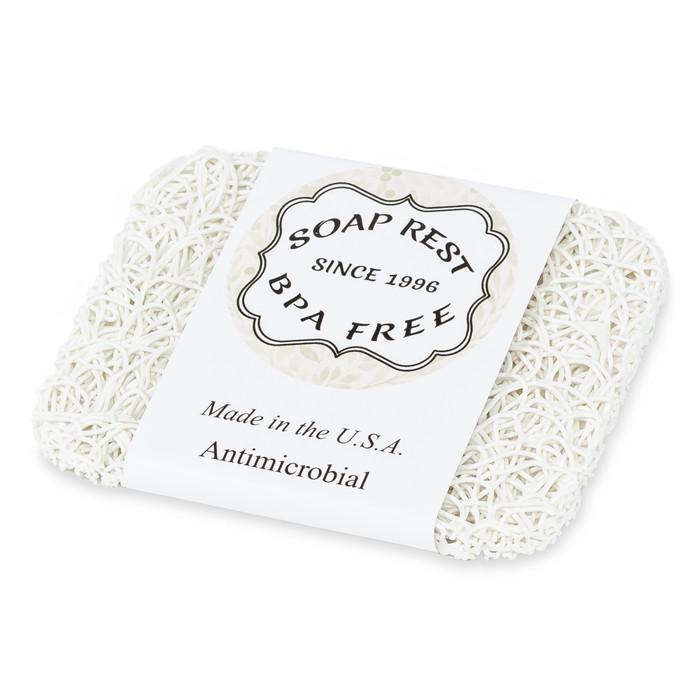 White Soap Rest