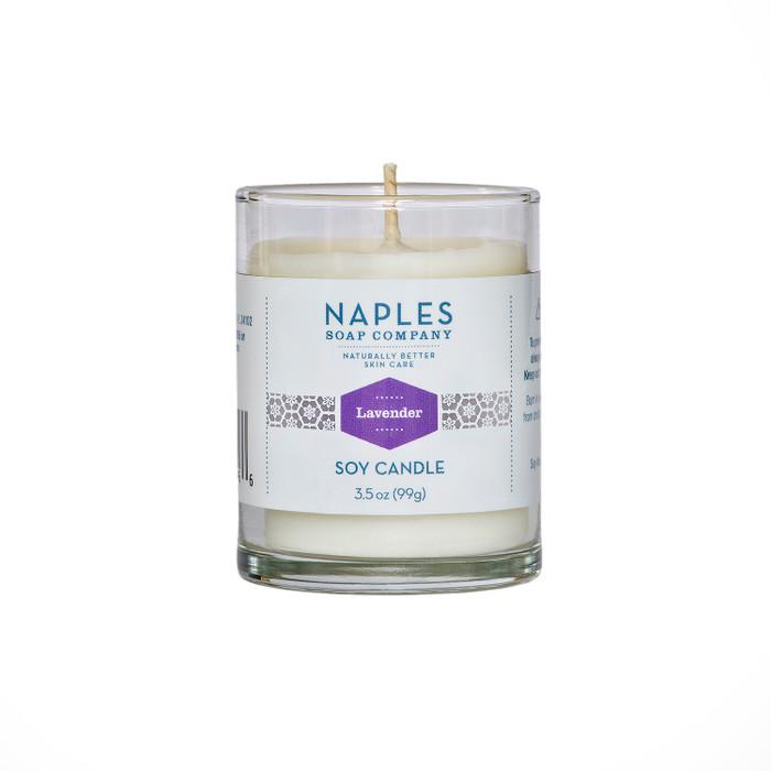 Lavender Scented Votive Candle