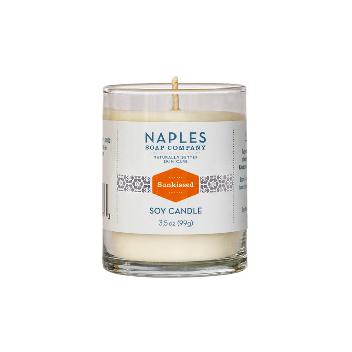 Sunkissed Scented Votive Candle