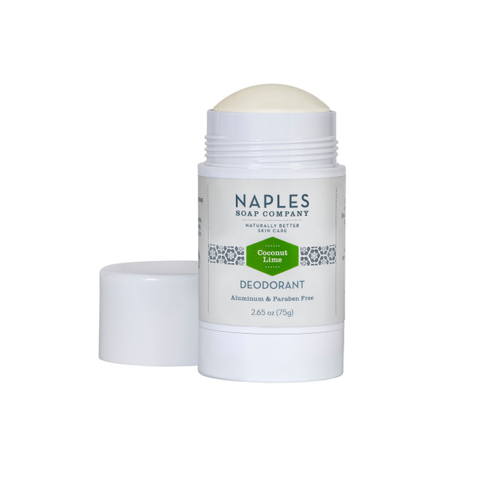 Coconut Lime Deodorant 2.65 oz Without Cap