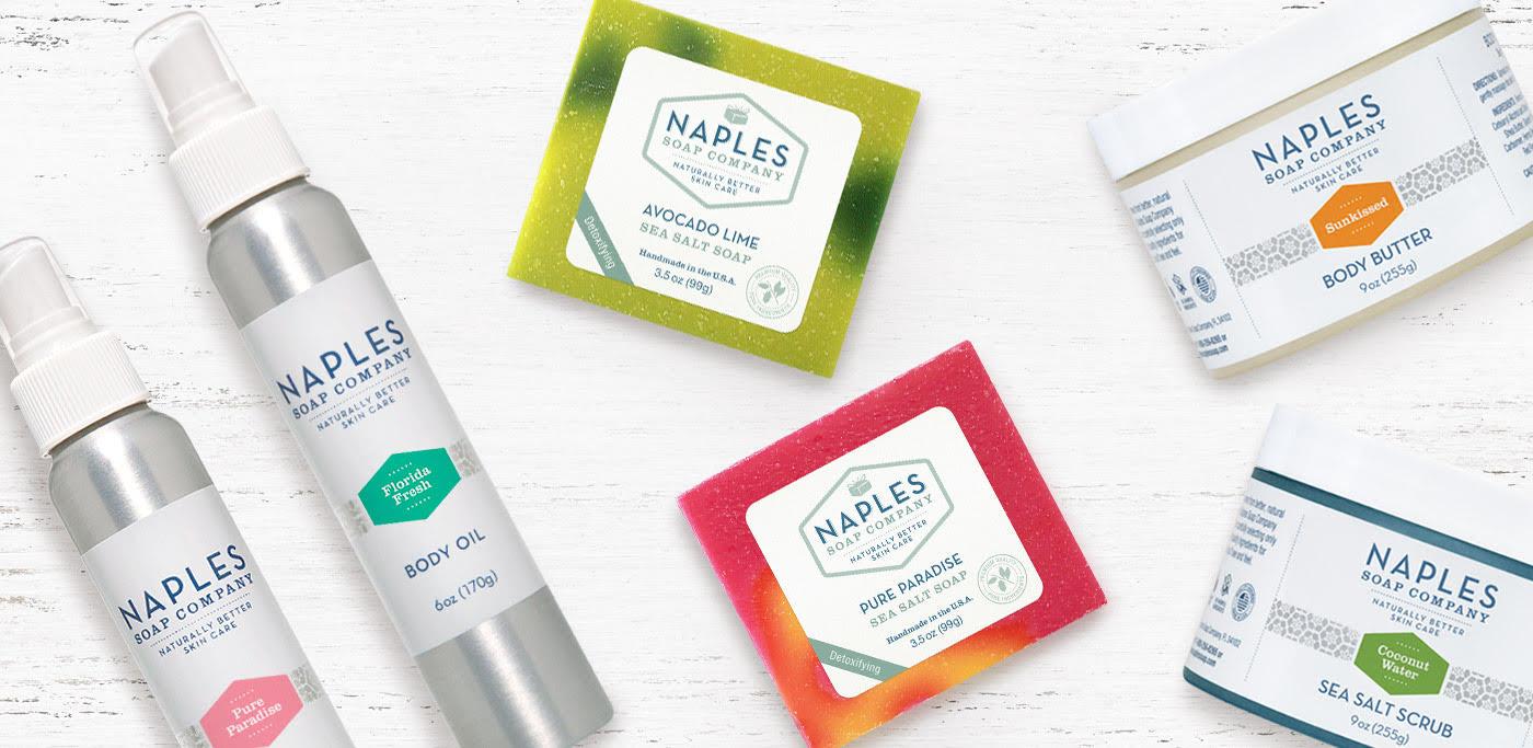 Naples Soap Company - Naturally Better Skin
