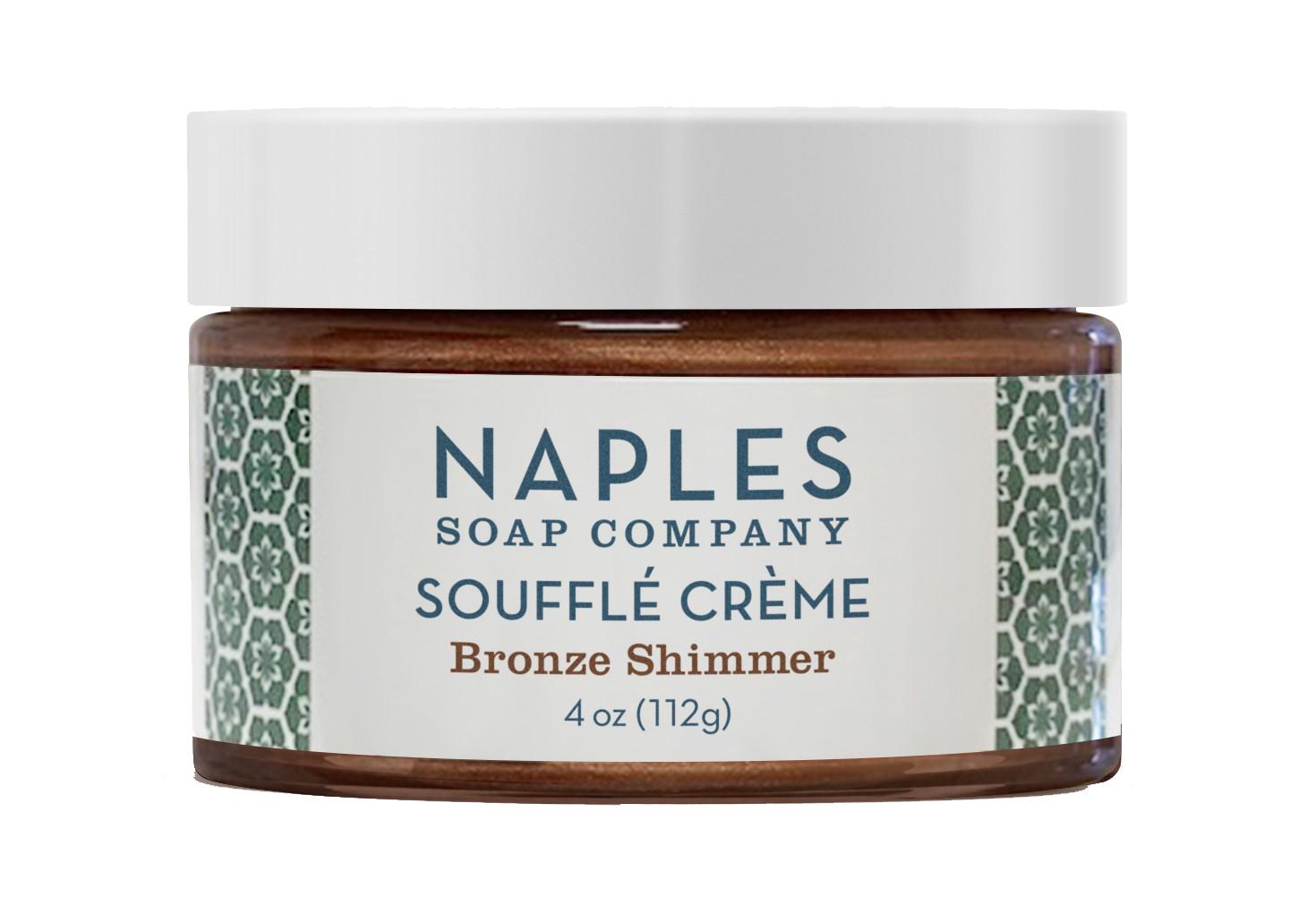 Bronze Shimmer Souffle Creme