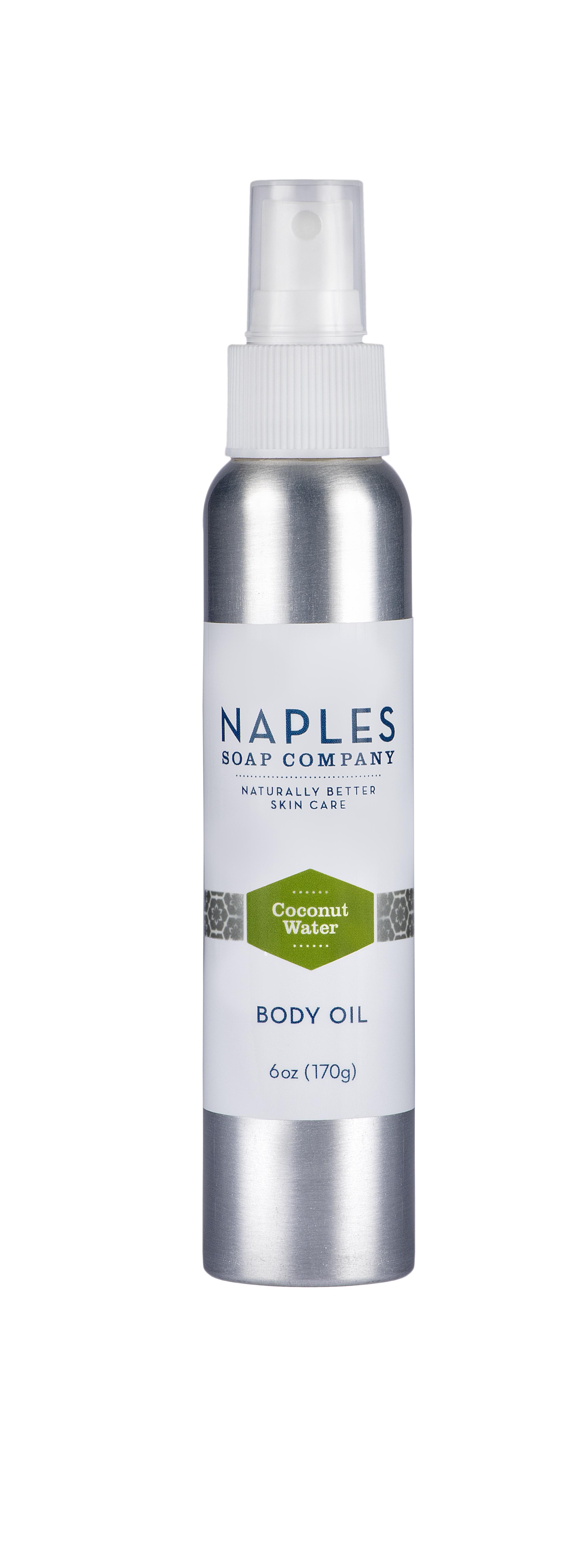 Coconut Water Body Oil