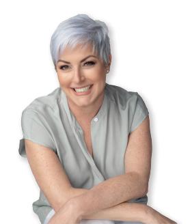 Deanna Wallin Headshot on White