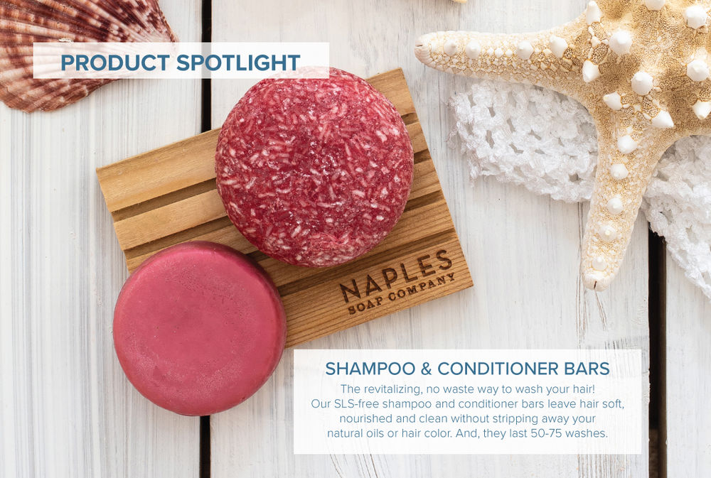 Product Spotlight Hair Bars