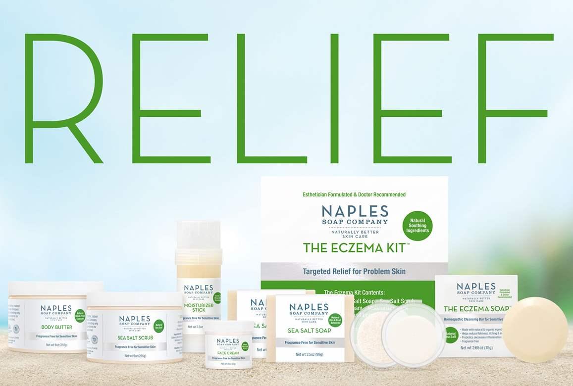 Relief - Naples Eczema kit