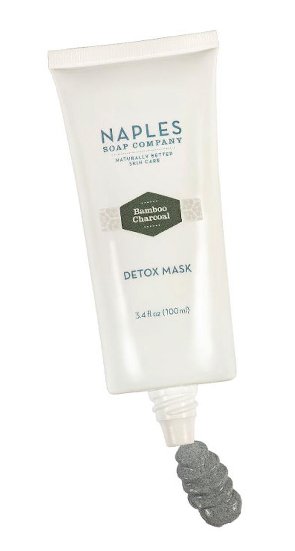Charcoal Bamboo Detox Mask