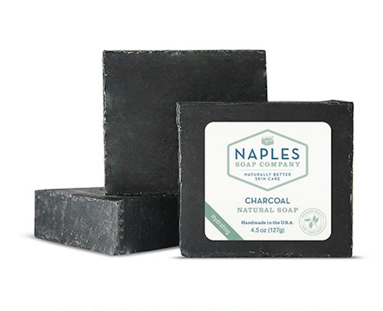 Charcoal Natural Soap