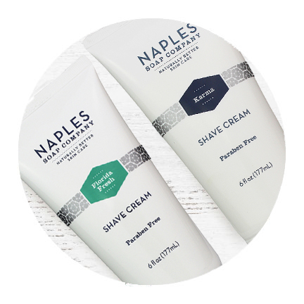 Shave Cream Bundle