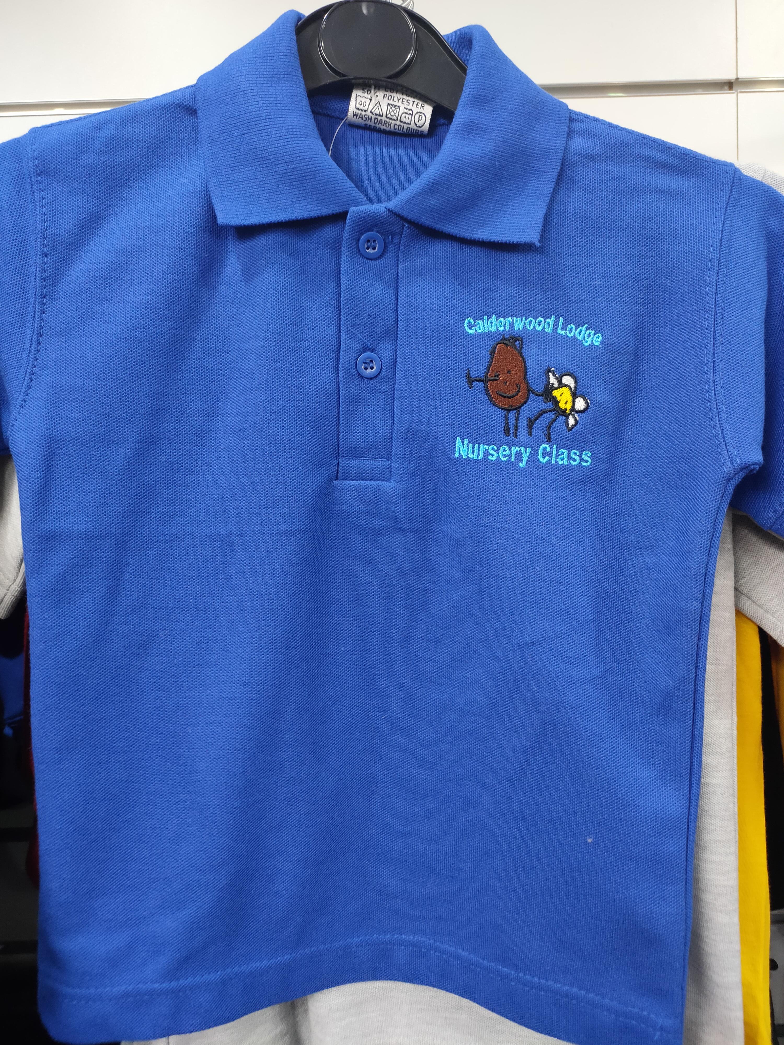 Calderwood Lodge Nursery Poloshirt