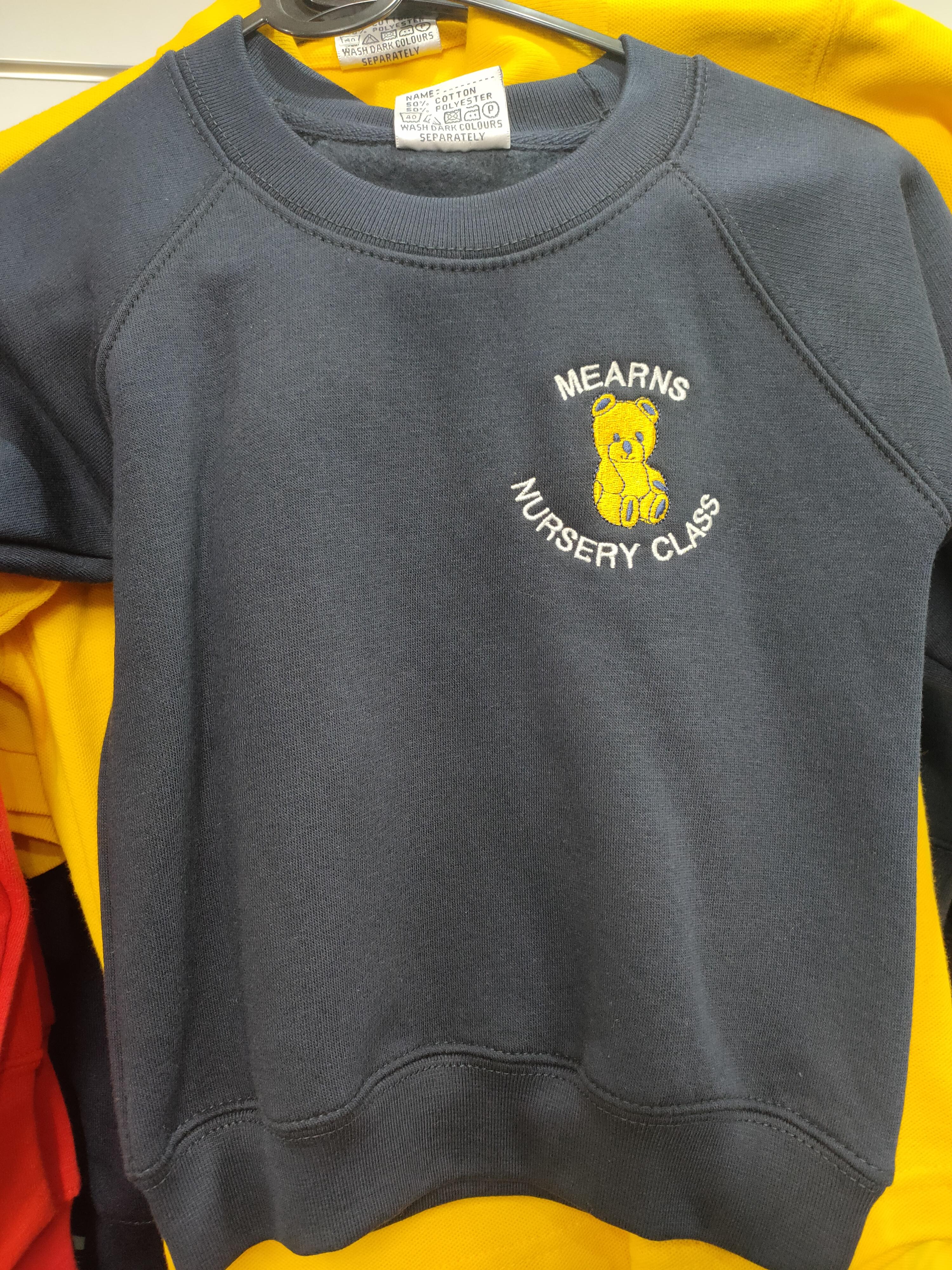 Mearns Nursery Round Neck Sweatshirt