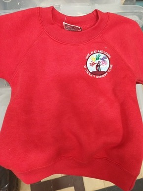 St. Cadoc's Nursery Round Neck Sweatshirt