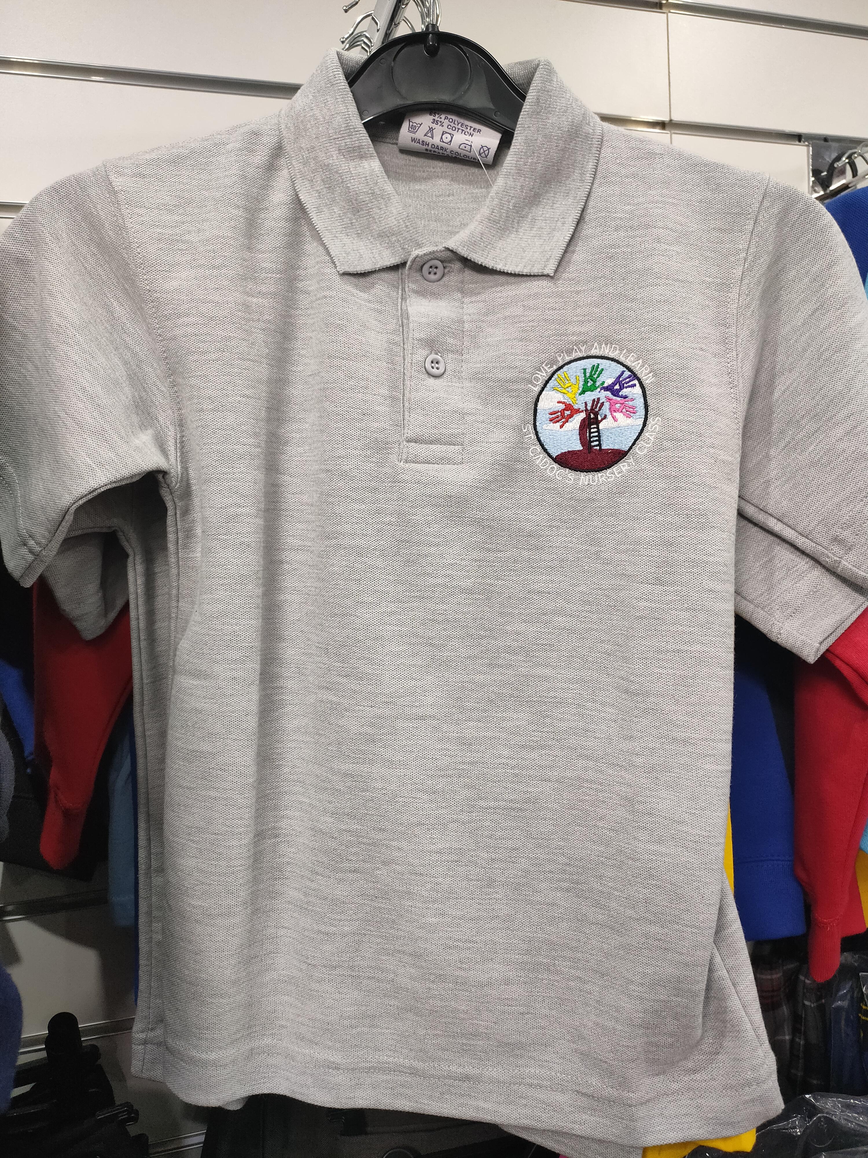 St. Cadoc's Nursery Poloshirt