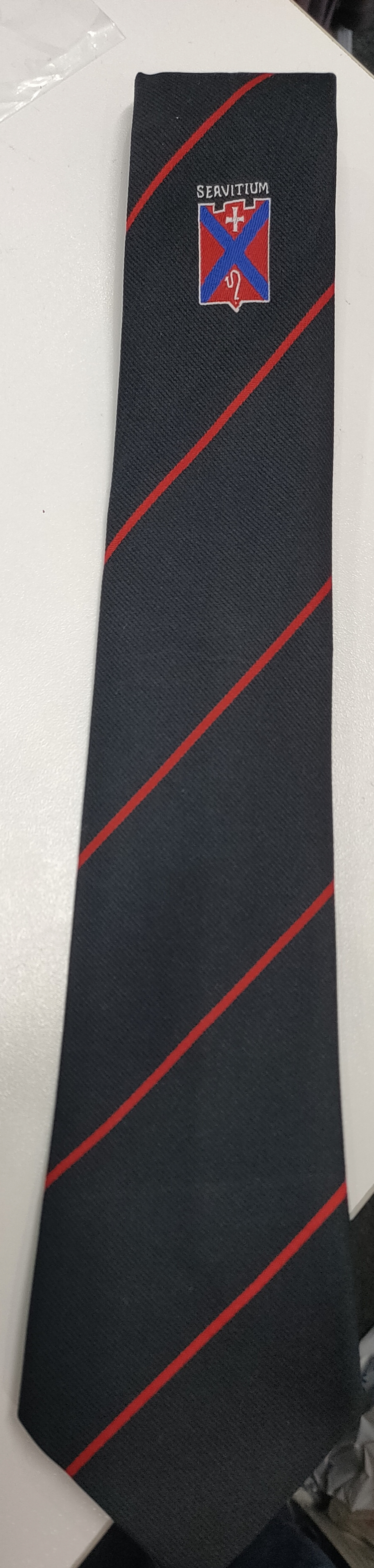 Mearns Castle High School S6 Tie