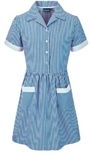 Kinsale Striped Summer Dress (Multiple Colours)