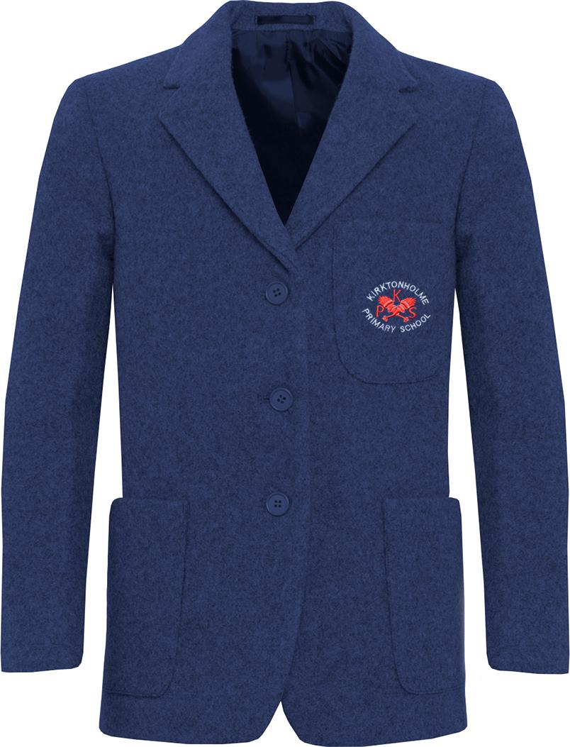 Kirktonholme Primary Wool Blazer (Girls)