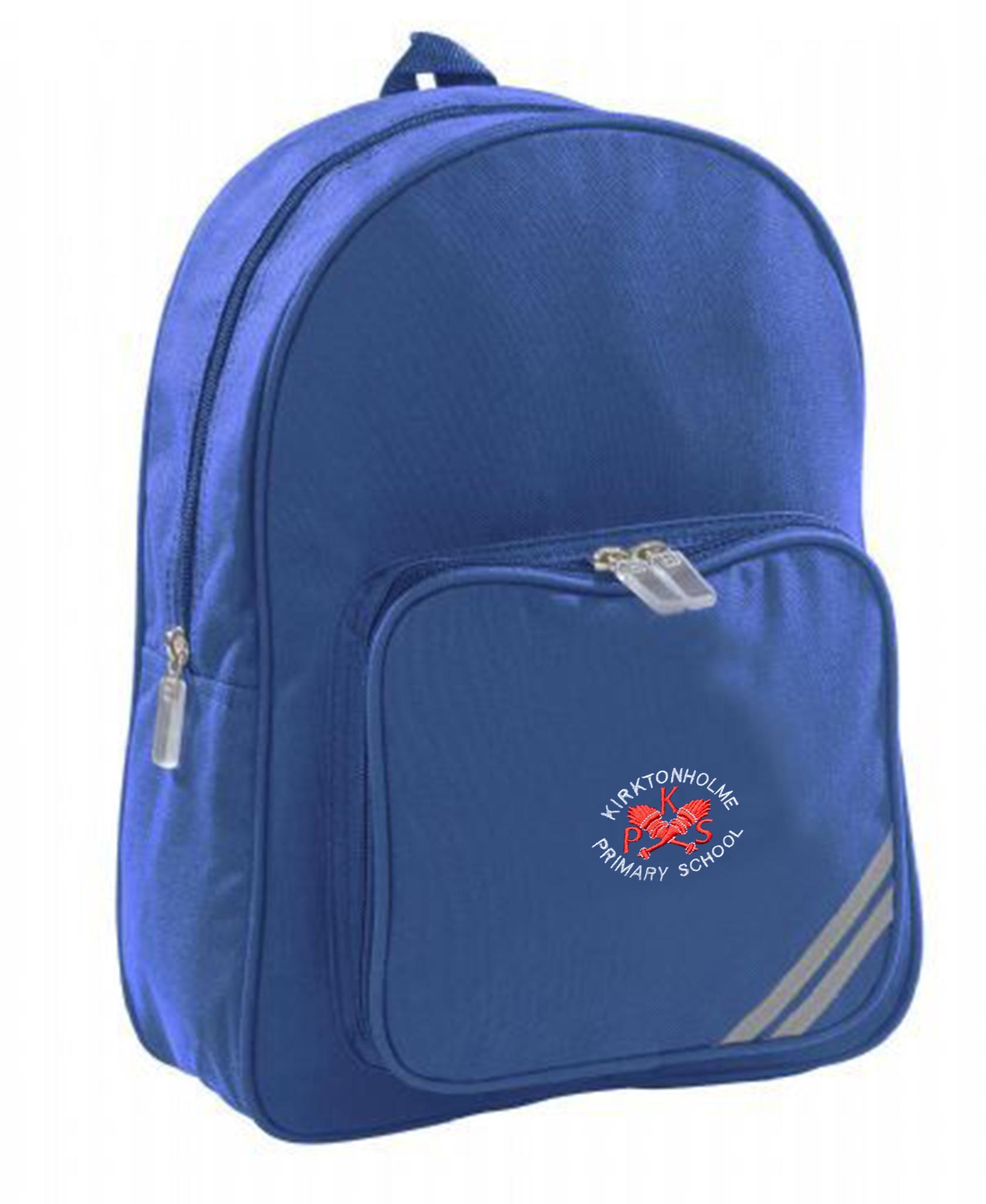 Kirktonholme Primary Infant Backpack