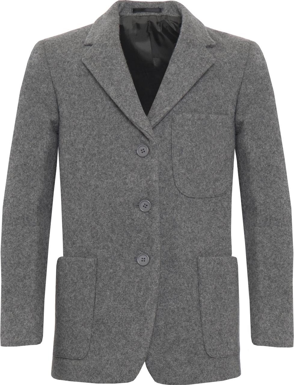 Grey Wool Blazer (Girls)