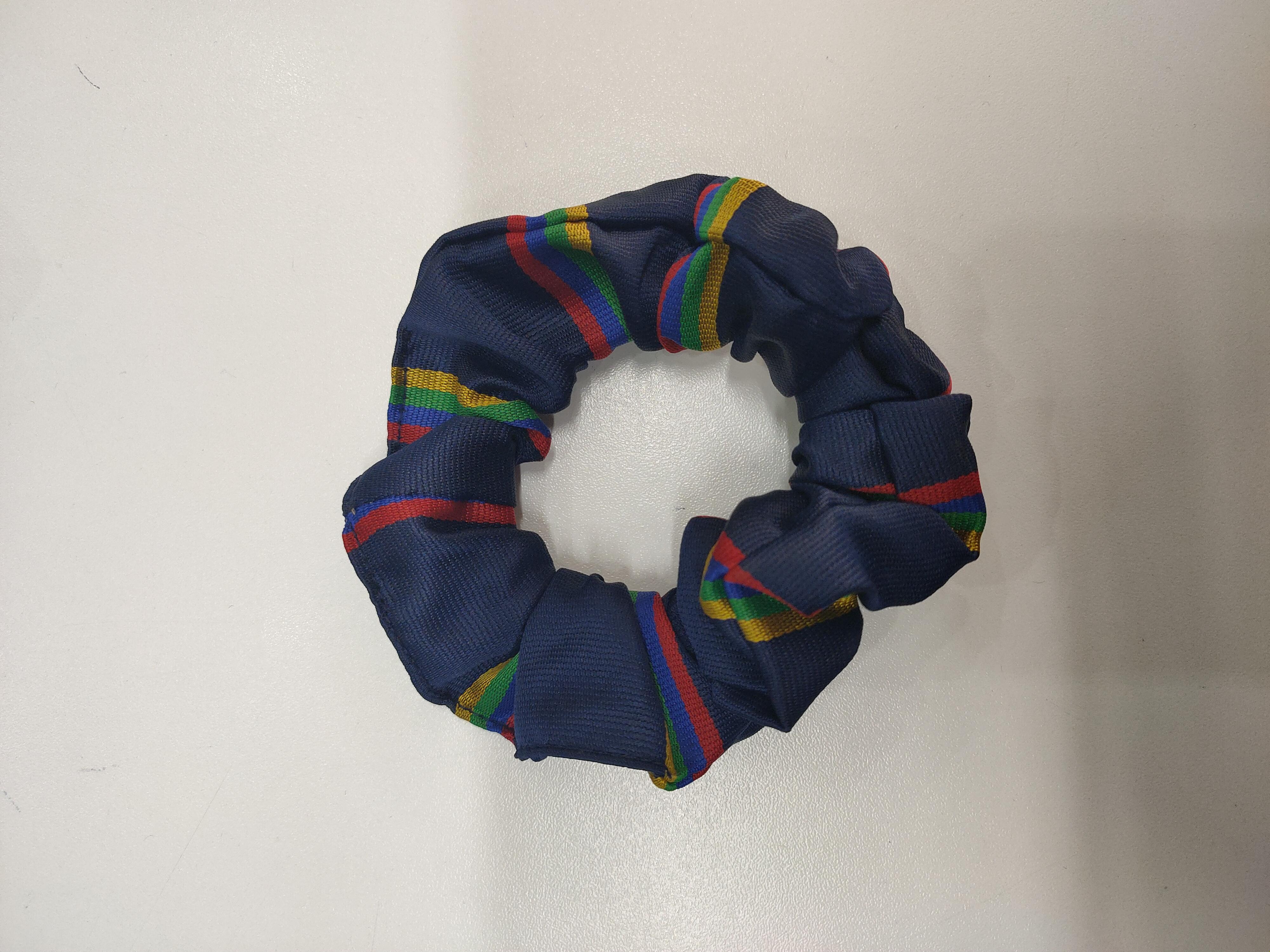 Kirkhill Primary Hair Scrunchie