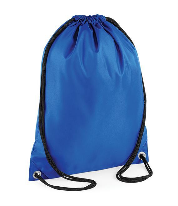 Hillview Primary Gym Bag (Black or Royal)