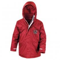 Carlibar Primary Reversible Fleece Lined Jacket