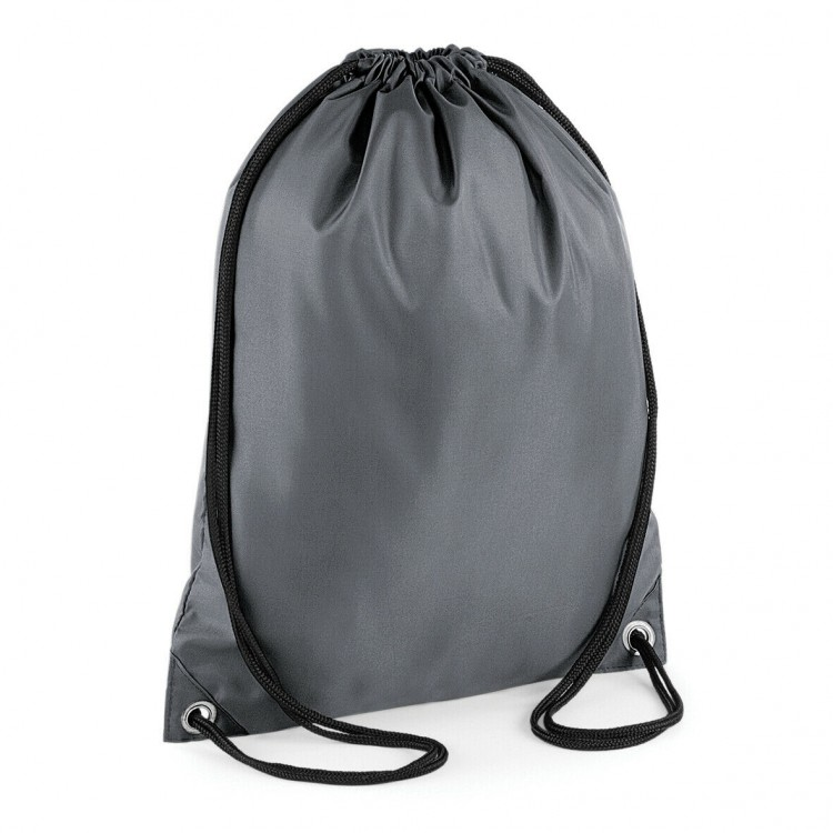 Maidenhill Primary Gym Bag (Grey or Black)