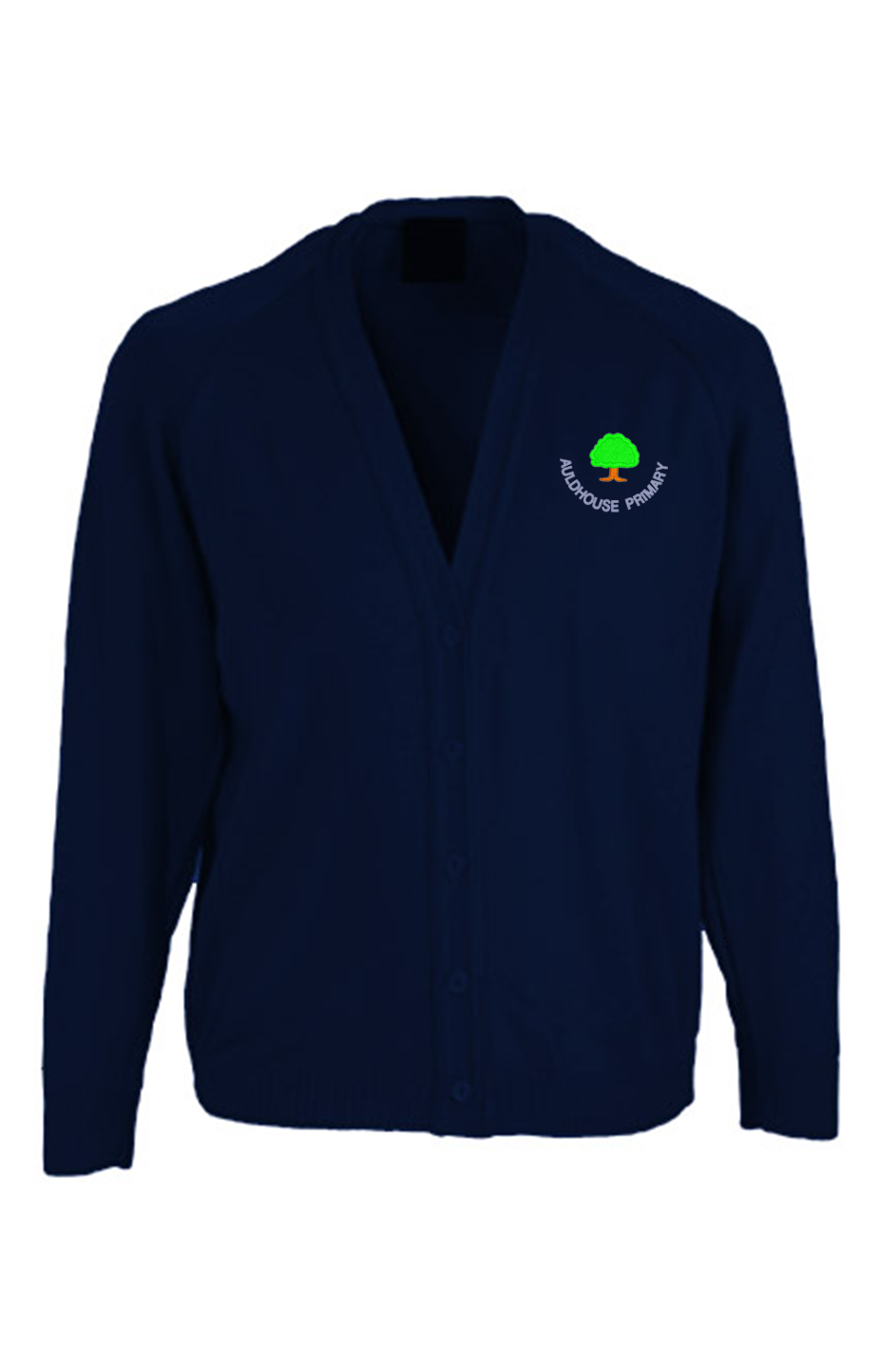 Auldhouse Primary  Knitted Cardigan