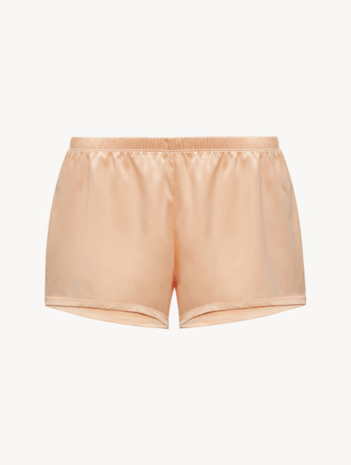 Shorts in pink modal jersey