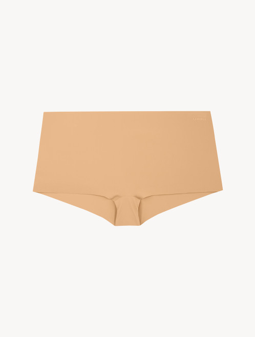 Amaretto-coloured hipster briefs