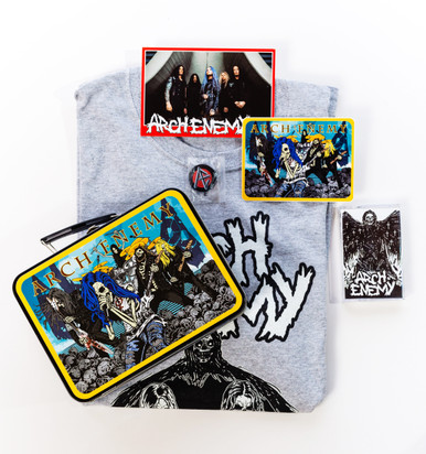 Arch Enemy Lunch Box (Limited)