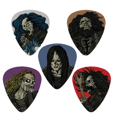 Arch Enemy Guitar Pick Set (Limited)