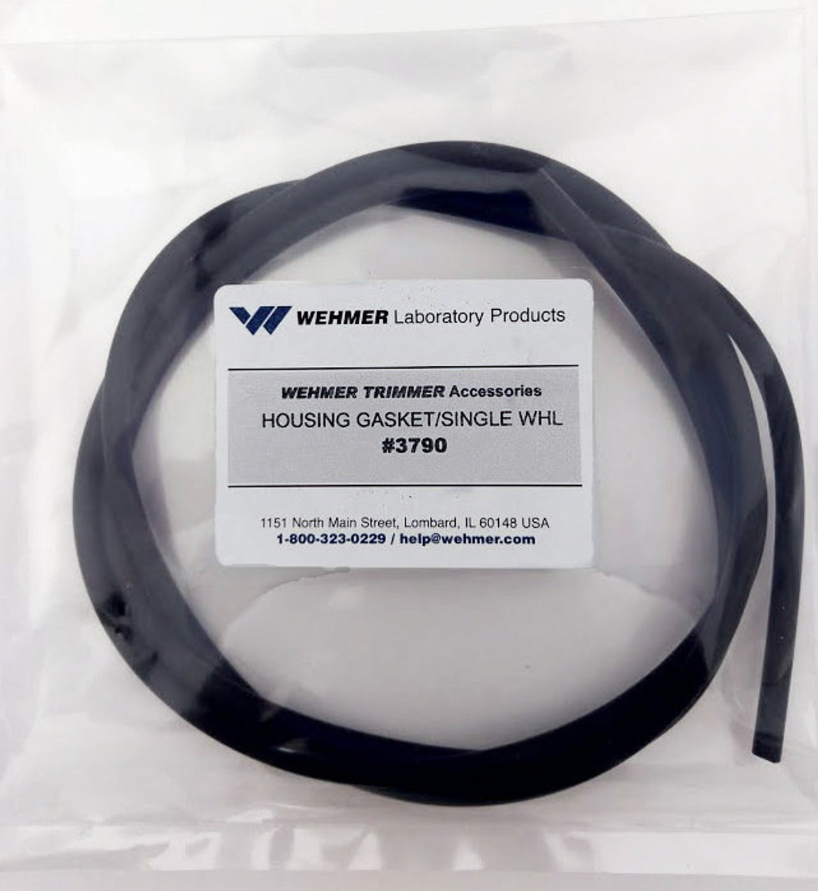 HOUSING GASKET for SINGLE TRIMMERS only