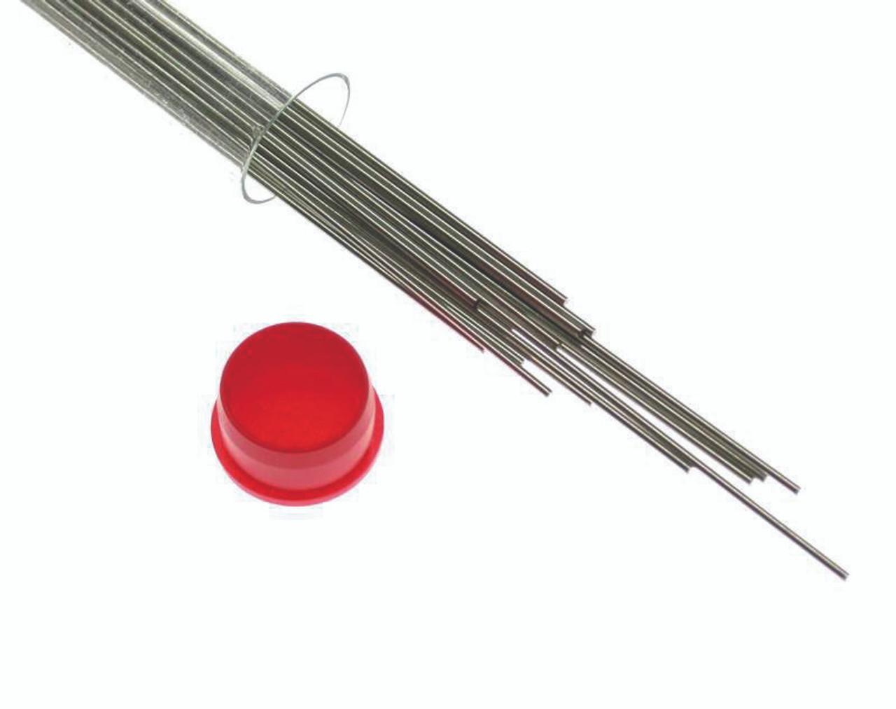 "Wire, TMA-type Titanium Molybdenum Straight Lengths - .036"" x 14"