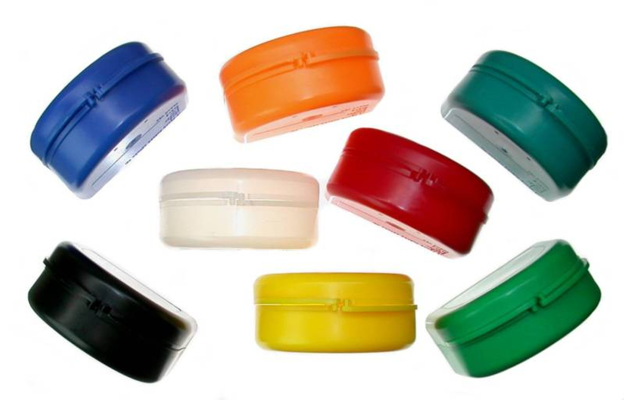 Retainer Cases - Variety Pack / Asst. Colors - 25 pk