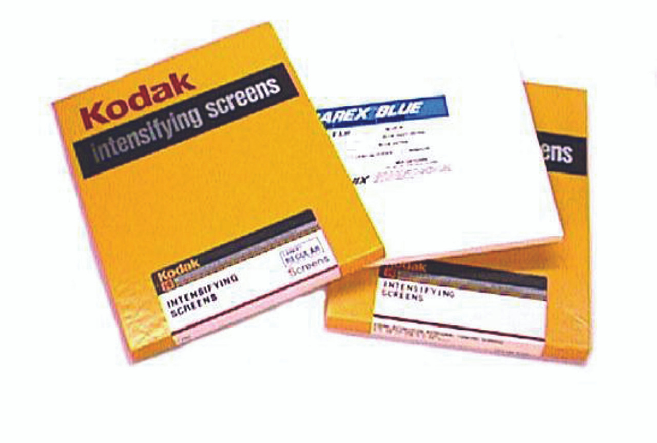 "Screens, Intensifying, Lanex by Kodak (Green) Speed 400, 8"" x 10"