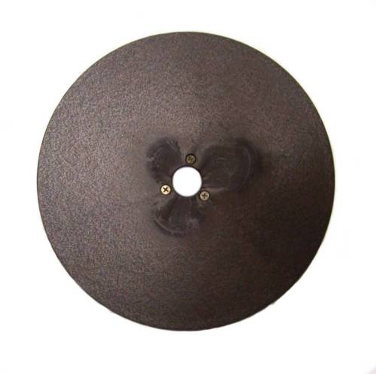 Back Up Disc (ALUMINUM) with screws