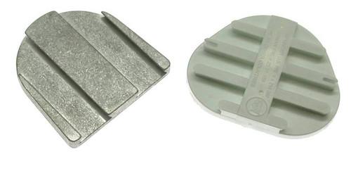 Poly Base Plates, Plastic (10)